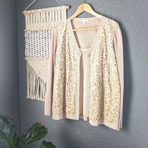 Escada Cardigan Sweater Set